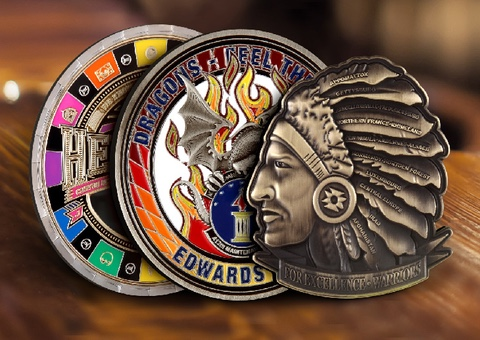 Challenge Coins, Military Coins, Army Challenge Coins, Marine Corps Challenge Coins, Navy Challenge Coins, Air Force Challenge Coins, Coast Guard Challenge Coins